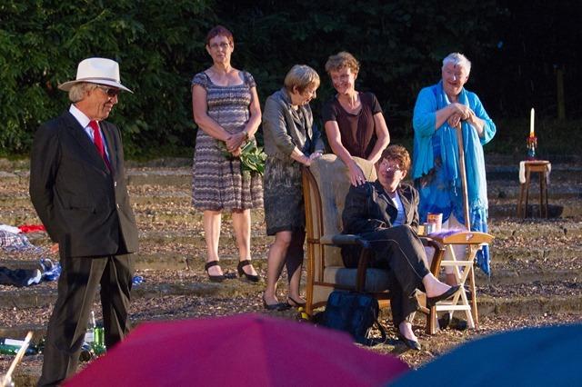 SELLINGEN - Openluchttheater voorstelling