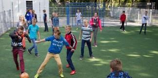 Kunstgrasveldje RK Bonifatiusschool