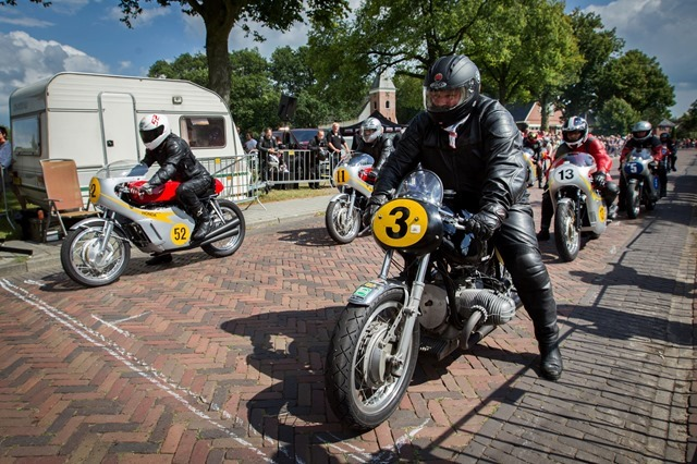 20e editie Historische TT Vlagtwedde
