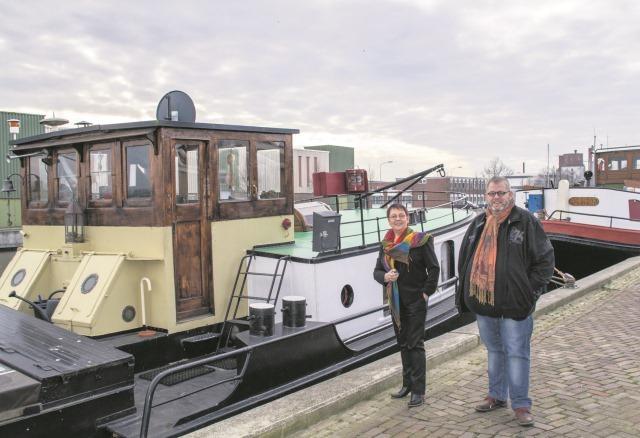 Winschoten-historische haven