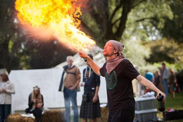WINSCHOTEN - Middeleeuws Festival