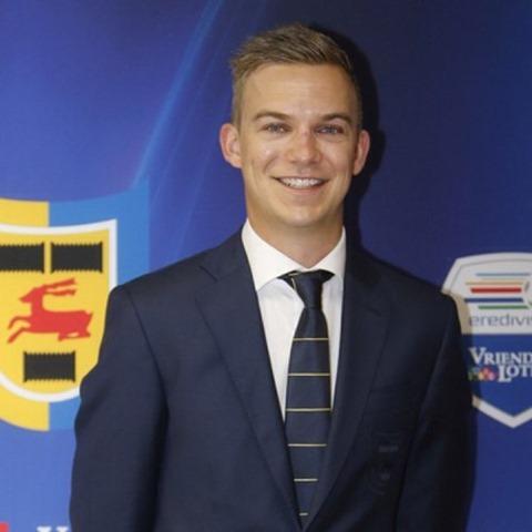 GRONINGEN - Maarten Gildemacher