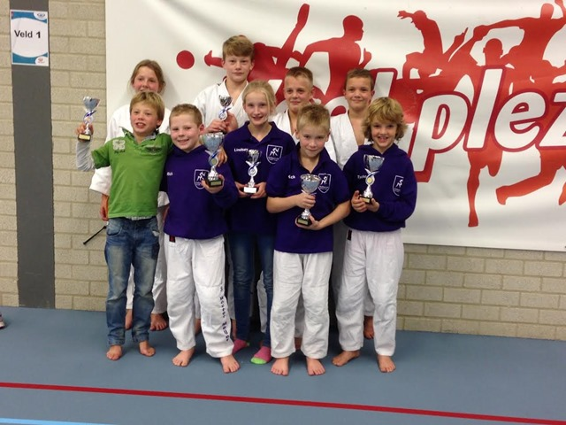 NIEUWE PEKELA - Judoschool Wouter Meijer prijzen