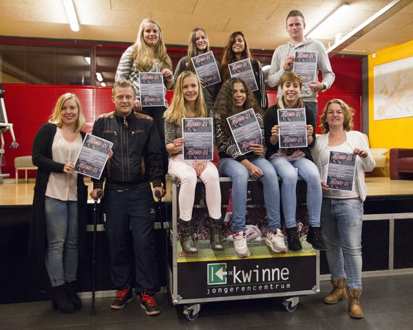 Jongeren De Kwinne Stadskanaal organiseren groots feest tegen alcohol