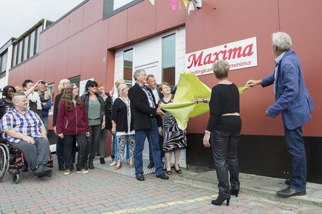 Opening Kledingbank Maxima Winschoten
