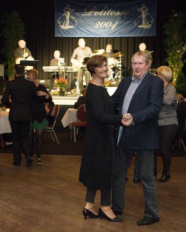 Dansavond in hotel Faber Hoogezand