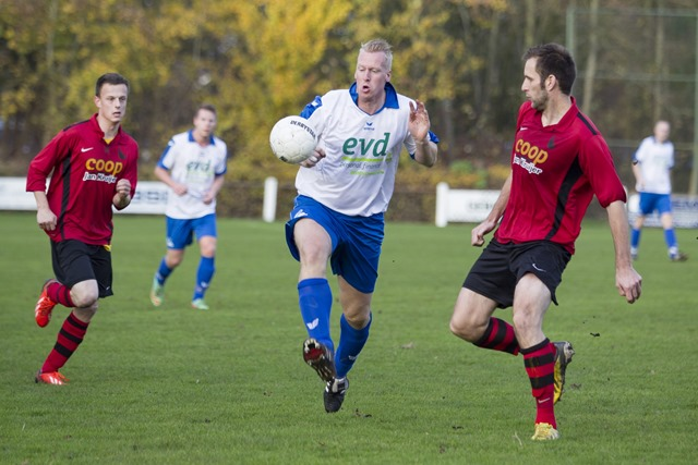 Amateurvoetbal: MOVV - VV Bato