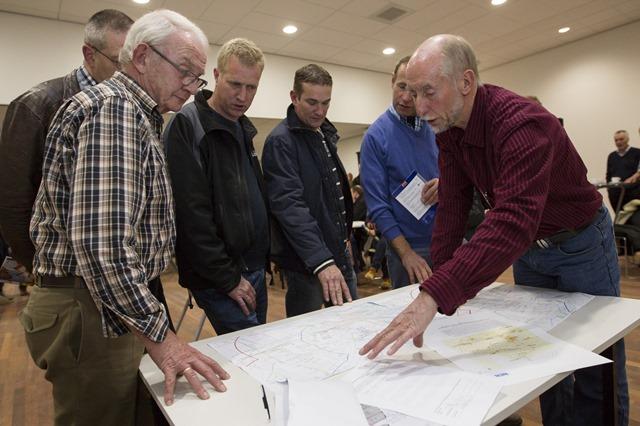 Informatiebijeenkomst gaswinning en aardbevingen in MFC Noordsuythoeve in Noordbroek