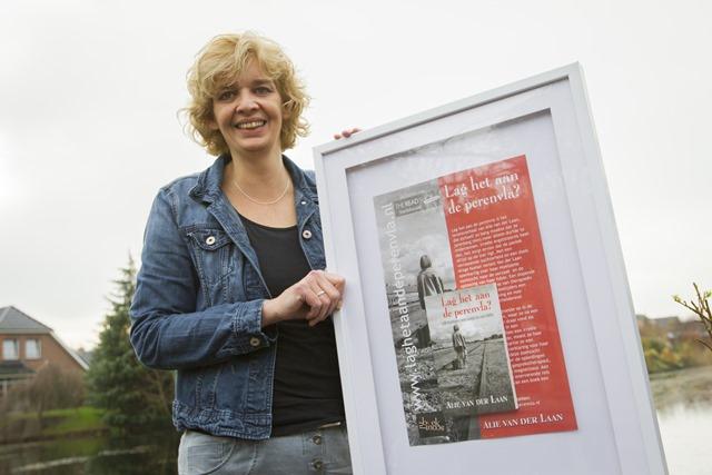 STADSKANAAL - Alie van der Laan Boek