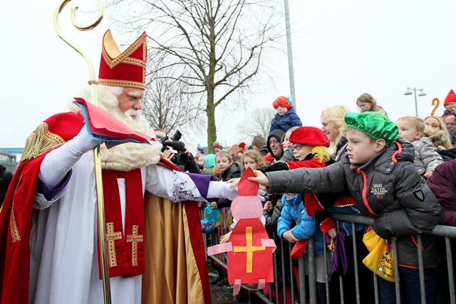 Sinterklaasintocht Winschoten 2014