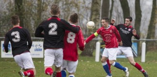 Amateurvoetbal: VV Bellingwolde - VV Wildervank