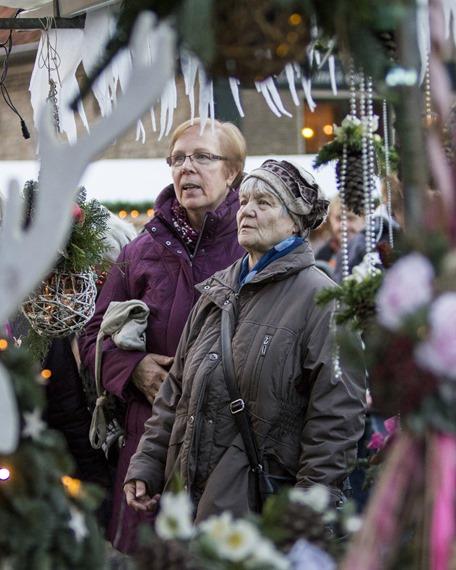 BOURTANGE - Kerstmarkt VP