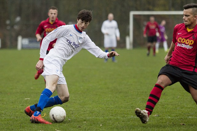 Amateurvoetbal: MOVV - ASVB