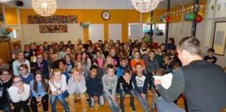 WINSCHOTEN - Marnix Kolder voorleesdagen