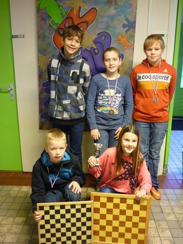 HEILIGERLEE - OBS Heiligerlee scholendamtoernooi