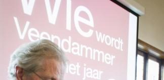 Ina Wei is Veendammer van het Jaar 2014