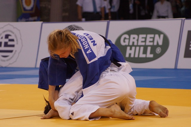MUNTENDAM - Aniek Norder Nederlands Kampioene