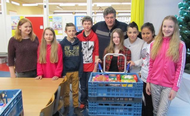 STADSKANAAL - Hagenhof inzameling voedselbank
