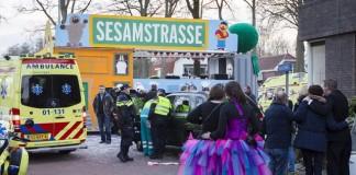 Ernstig ongeval tijdens carnavalsoptocht