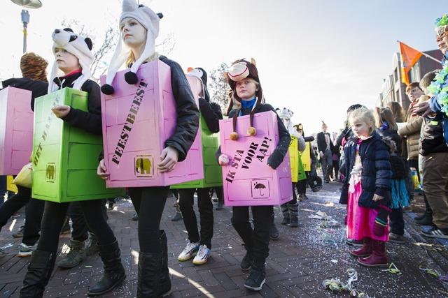 Carnaval Ter Apel 2015