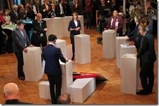 GRONINGEN - Finaledebat Groningen Kiest