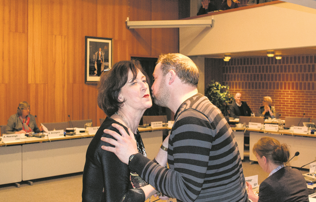 Stadskanaal Burgemeester Galema