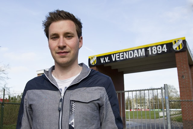 Jip Janssen vv Veendam 1894