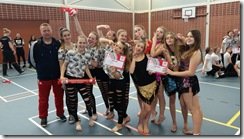 WINSCHOTEN - Dollard College Olympic Moves