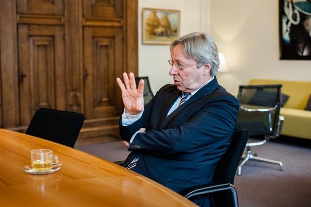 Groningen burgemeester Peter den Oudsten-16