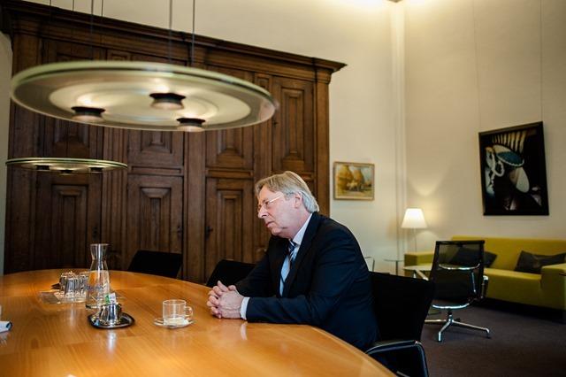 Groningen burgemeester Peter den Oudsten-22