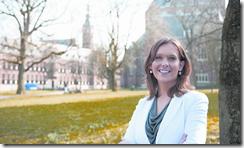 GRONINGEN - Stieneke van der Graaf