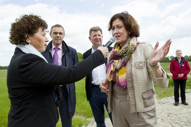 Afsluiting project Wessinghuizen