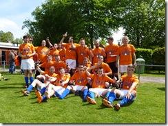 ONSTWEDDE - Onstwedder Boys2 Kampioen