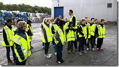 SCHEEMDA - Virol Rondleiding Scholen Oldambt