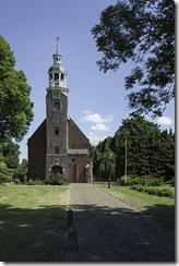 Kerk te Oude Pekela Foto: Duncan Wijting