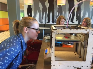 3D printsels Terra MBO Groningen