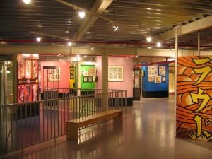 Het Nederlands Stripmuseum Groningen