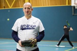 Portret Martin Hergarden van WHSC. Foto: Huisman Media