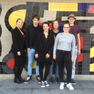 Studenten KunstMultimedia Serious Request Charity concert