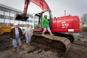 Start nieuwbouw OK's Refaja Ziekenhuis.