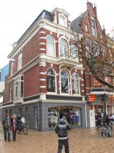 Groningen, Vismarkt 20-20a;