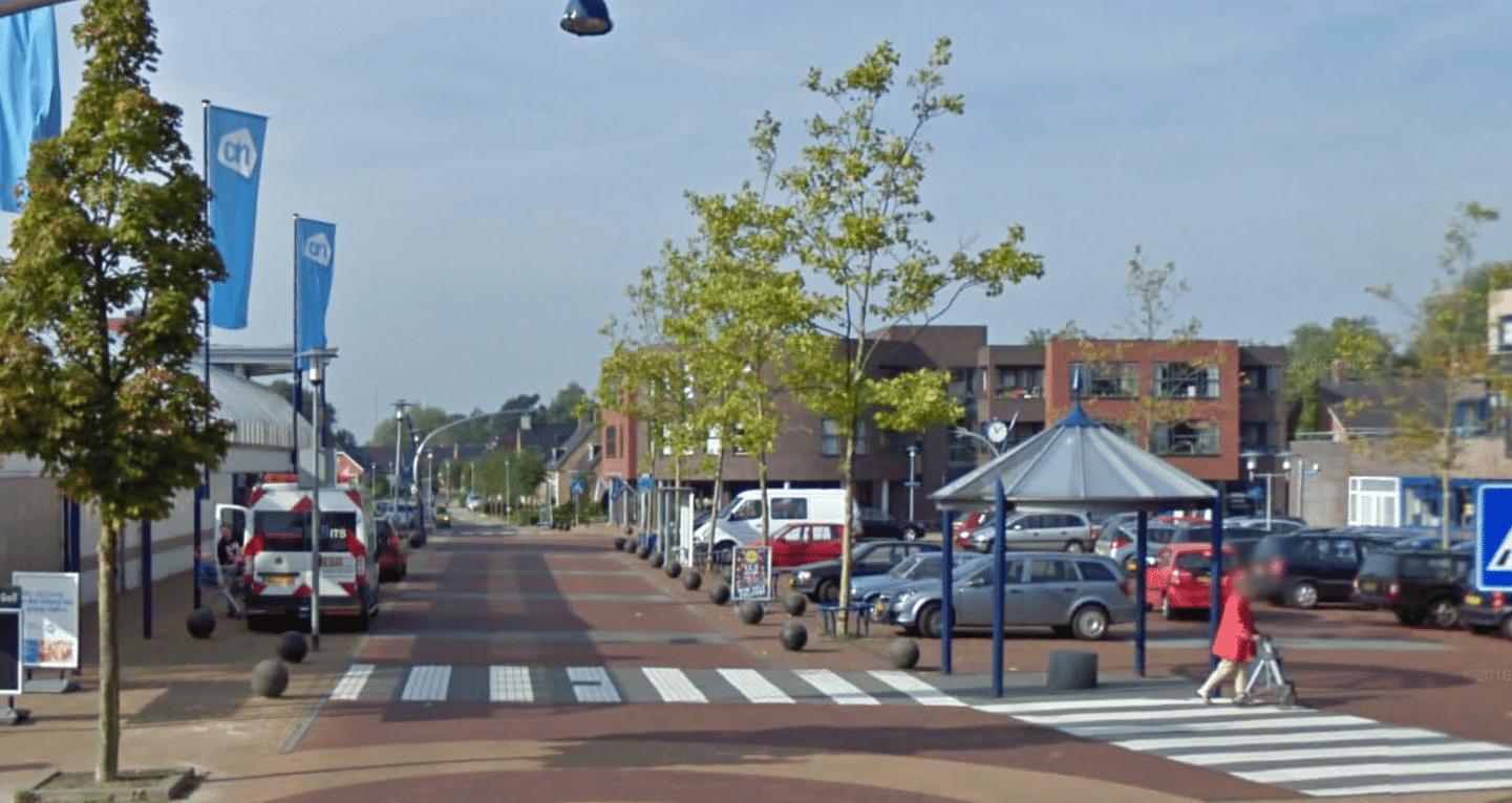 supermarkt centrum rotterdam