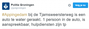 tweet appingedam