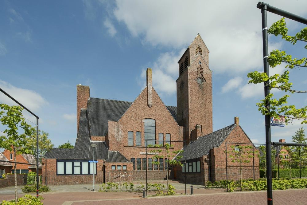 Goede Keukens Groningen : Langs de Amsterdamse School in Bedum Groot Groningen