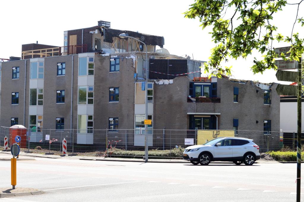 Julianaflat in Veendam wordt herbouwd | Groot Groningen